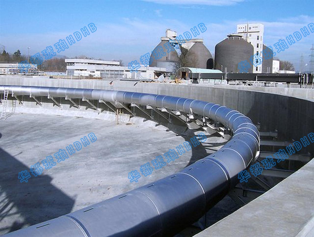 二沉池排液設施