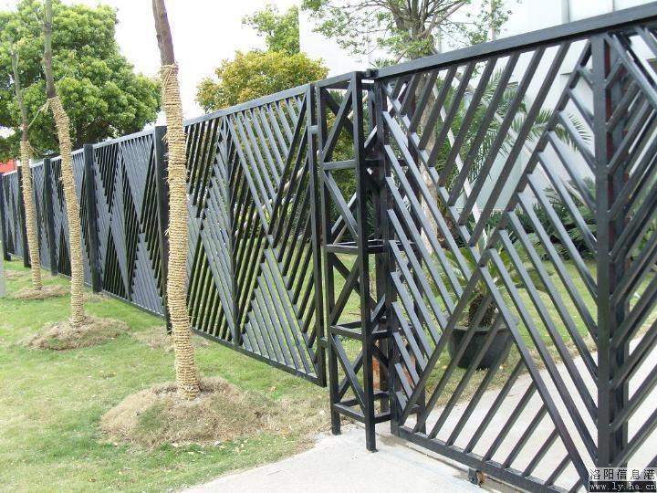 深圳宏丰围栏生产厂家13530179494 欢迎来图定做,承接大小围墙围栏,铁艺,楼梯扶手工程!