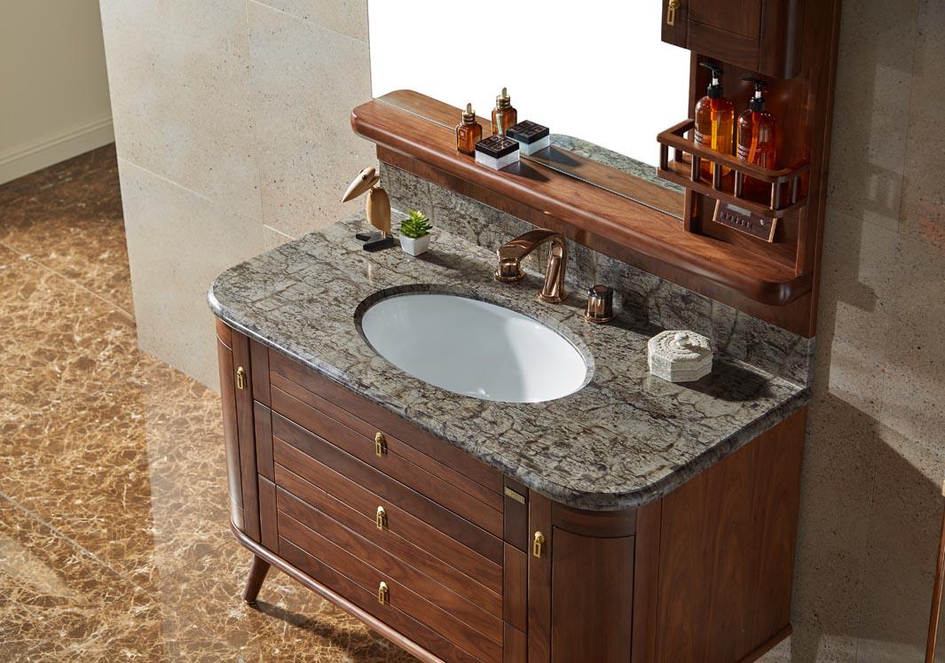浴室柜什么材质好,多种材质大解析