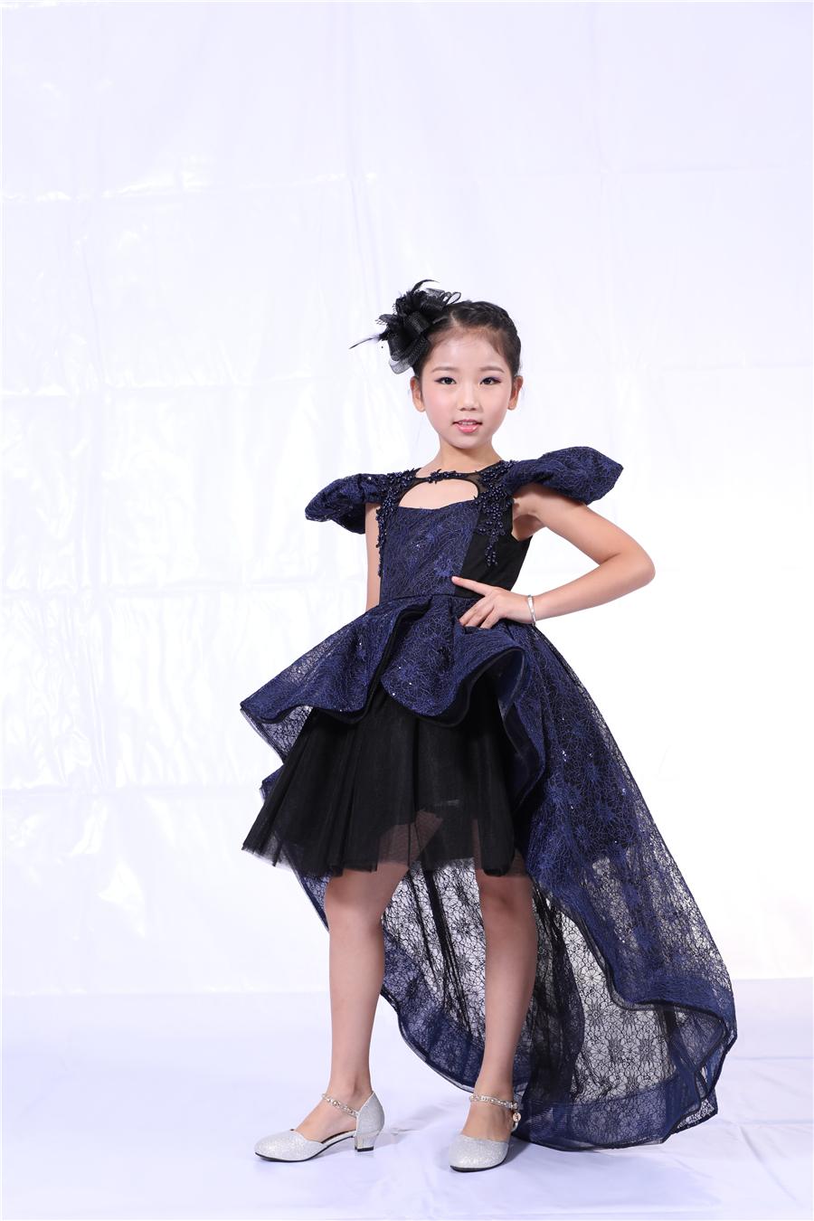倪金梅—2017第六屆SKMD中國國際超級少兒模特大賽——兒童組季軍