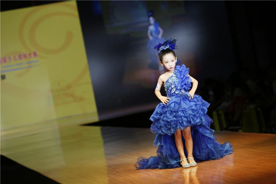薛紫妍——2017SKMD中國國際超級少兒模特大賽——幼兒組金獎