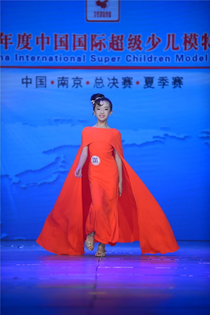 湯禮吏—2015SKMD中國國際超級少兒模特大賽——兒童組冠軍