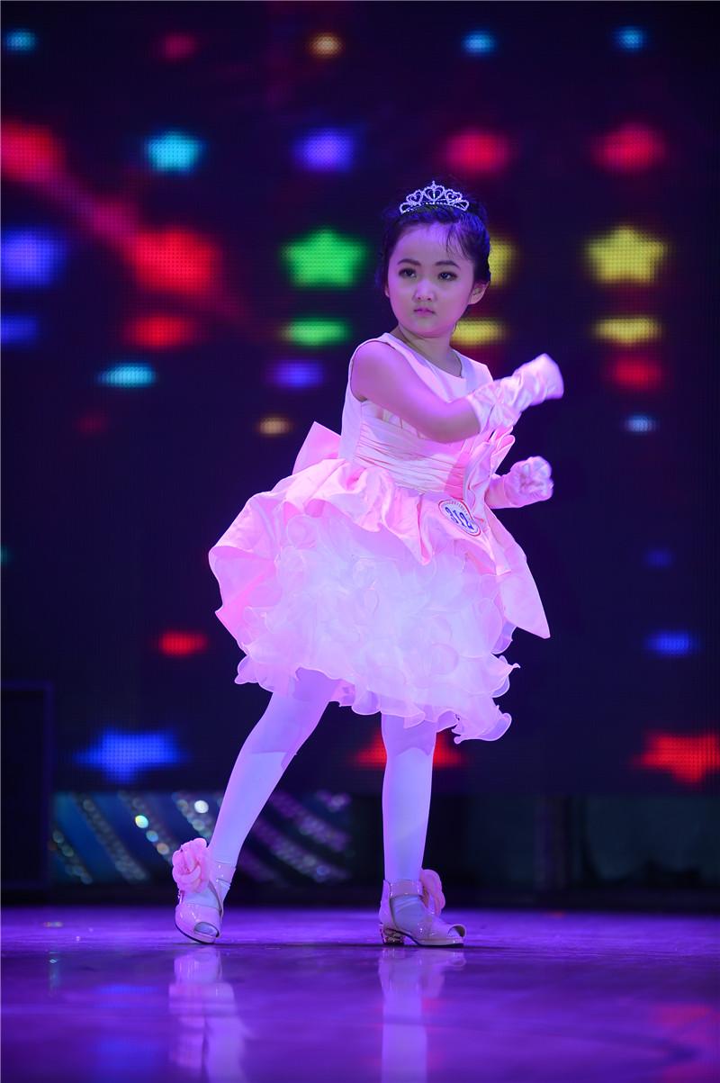 楊蟬毓—2015SKMD中國國際超級少兒模特大賽——幼兒組金獎