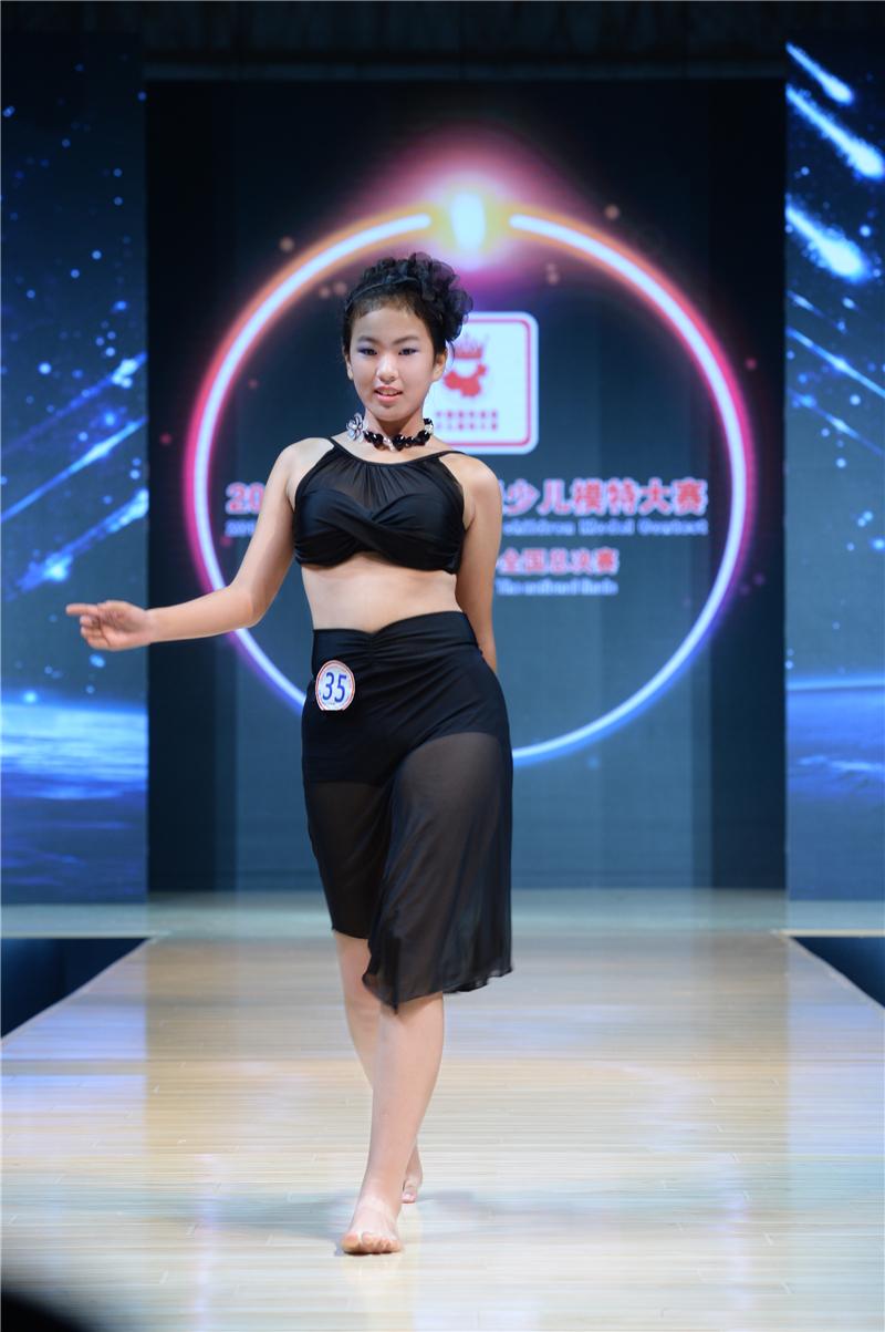賈梓培—2016SKMD中國國際超級少兒模特大賽——少年組亞軍
