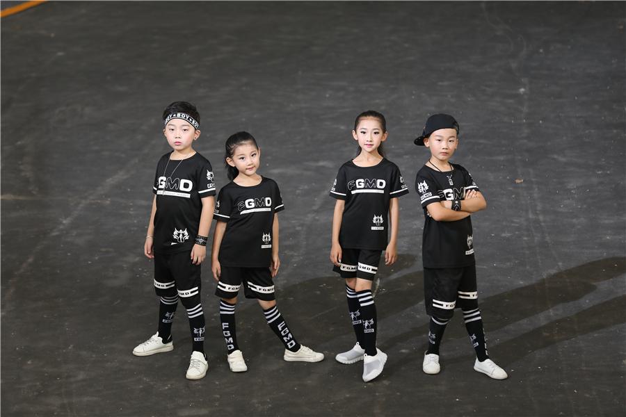 FGMD超模學院——南京少兒模特培訓