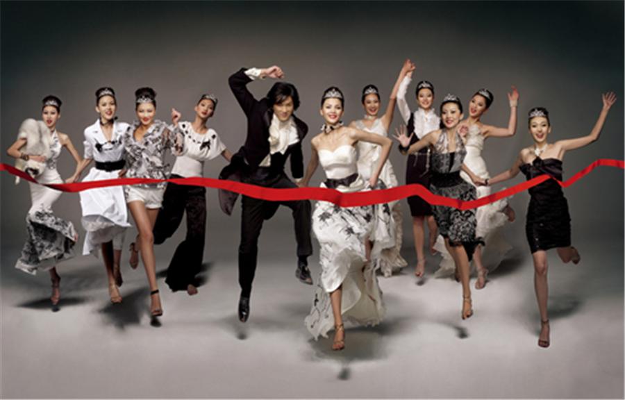 FGMD超模学院——南京高考培训(服装表演专业)