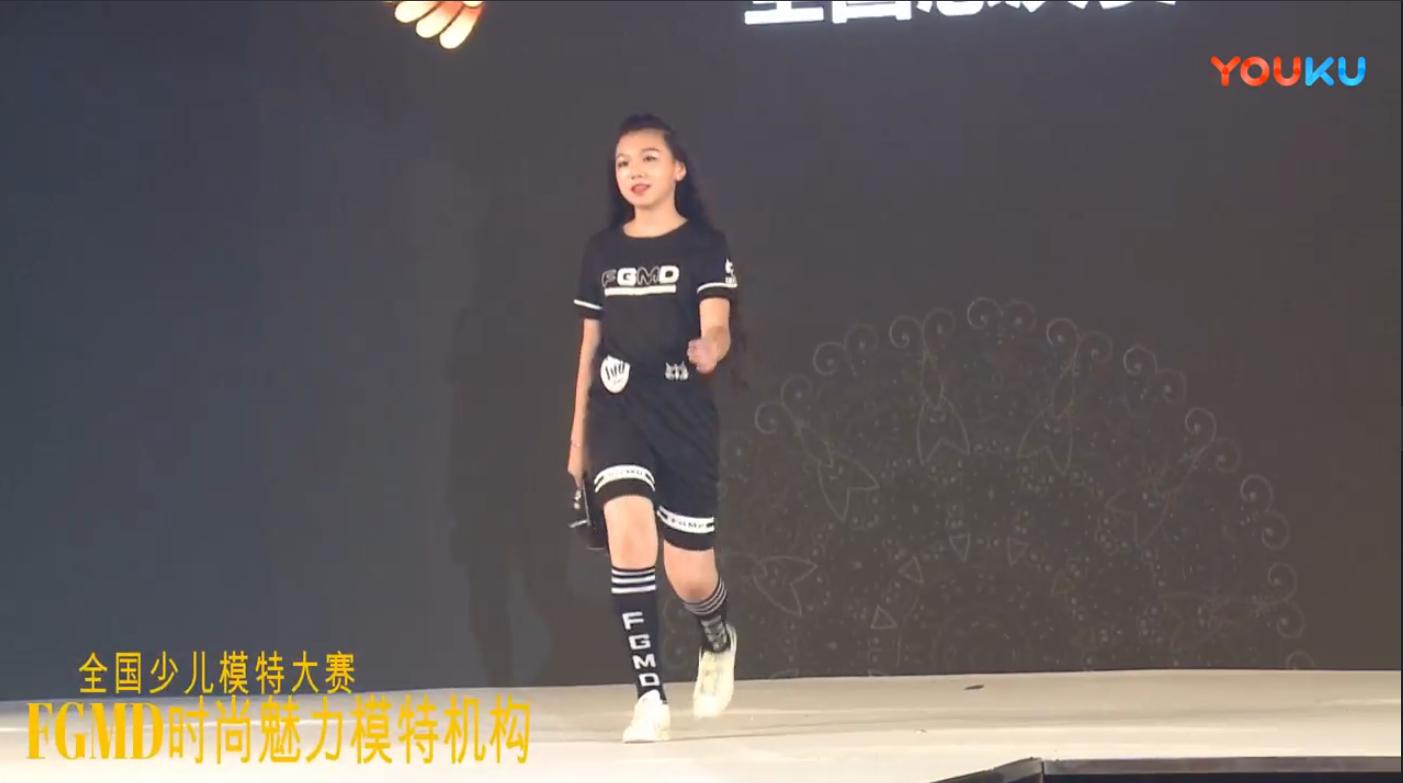 戴卓雅學員—2018第七屆SKMD全國大賽少兒組冠軍視頻