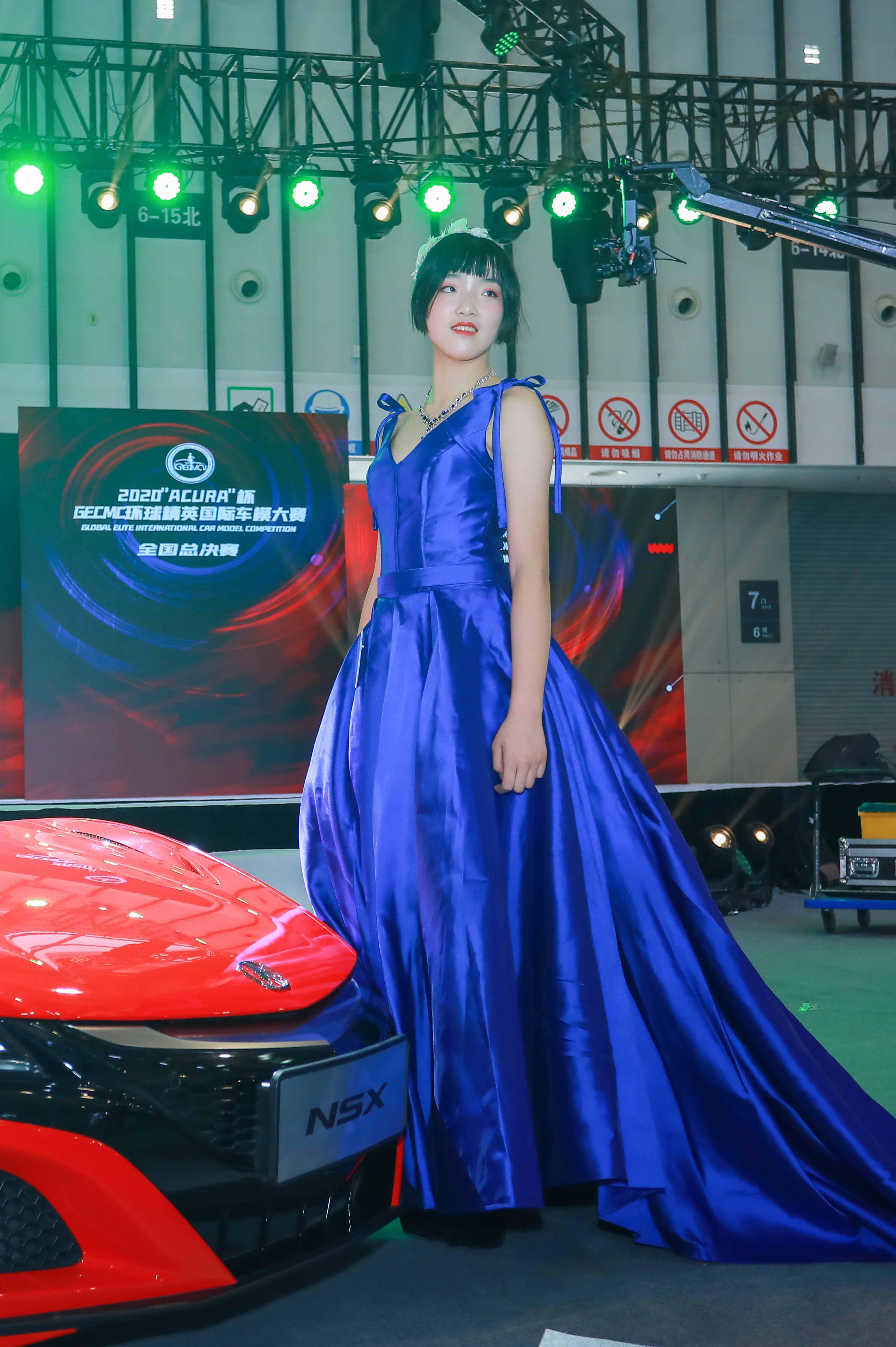 祝贺秦一超——获得2020环球精英国际车模大赛全国总决赛亚军