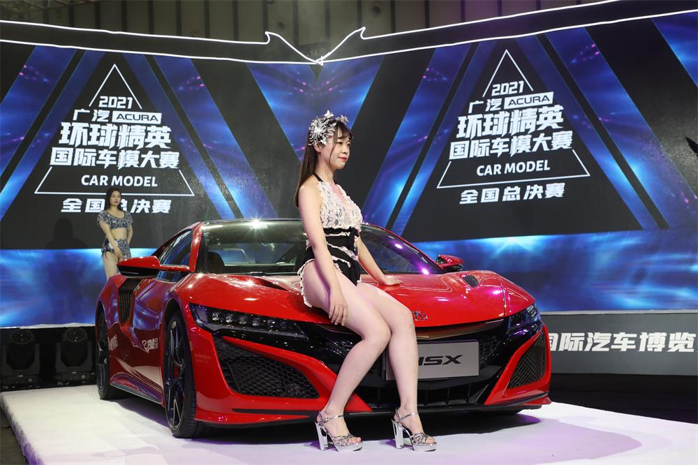 祝贺蔡诗雅——获得2020环球精英国际车模大赛全国总决赛十佳