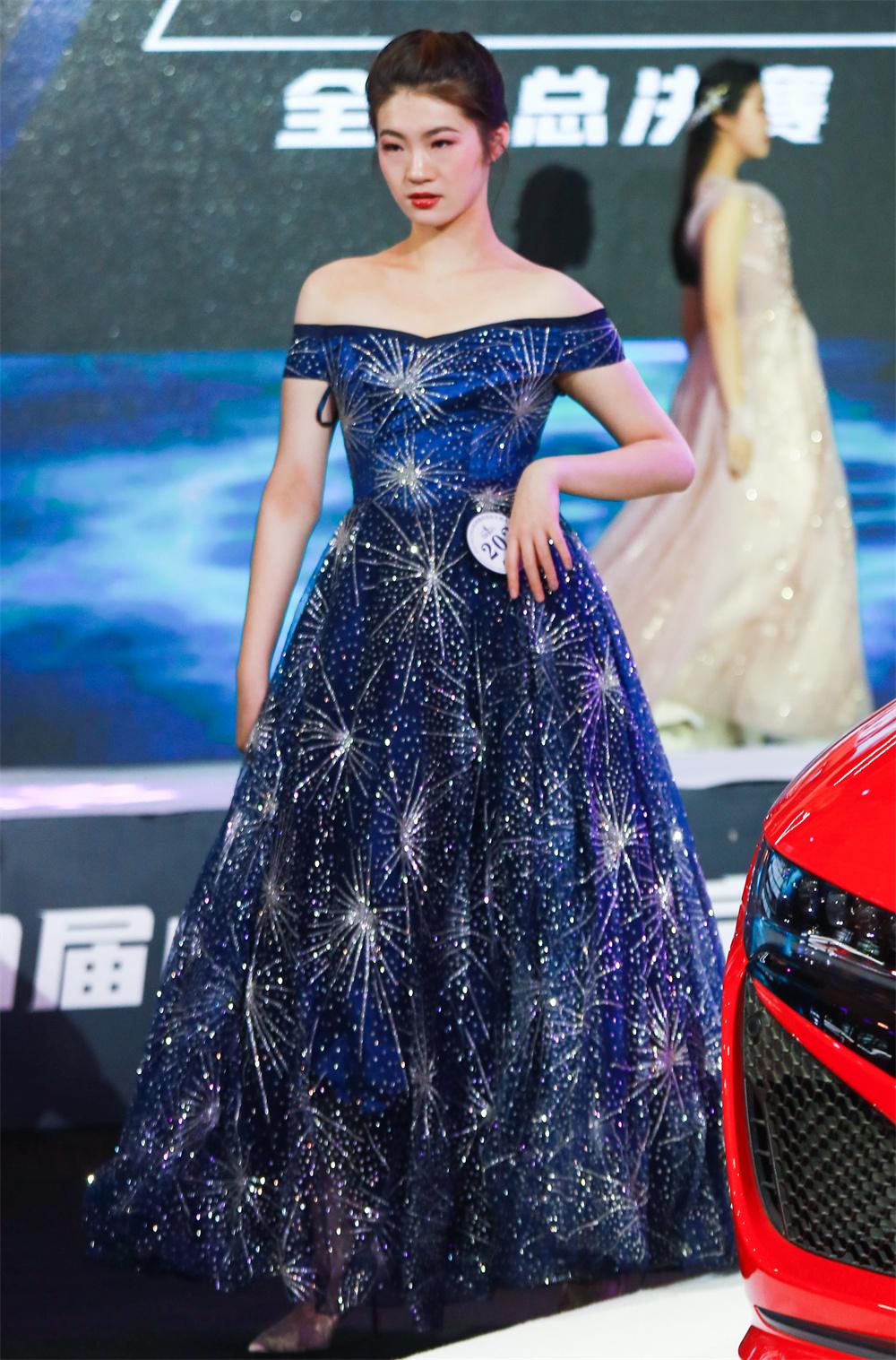祝贺陶亚符——获得2020环球精英国际车模大赛全国总决赛十佳