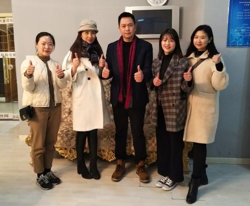 巨卓巨制:2019开门红 FGMD模特连锁机构——宿州分校成立!