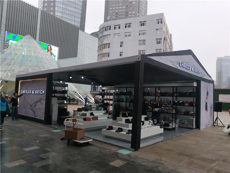 小CK品牌全国巡展南京站11月30-12月01日正洪广场进行推广!