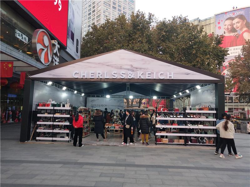 小CK品牌首发南京站巡展12月07-08日大洋百货