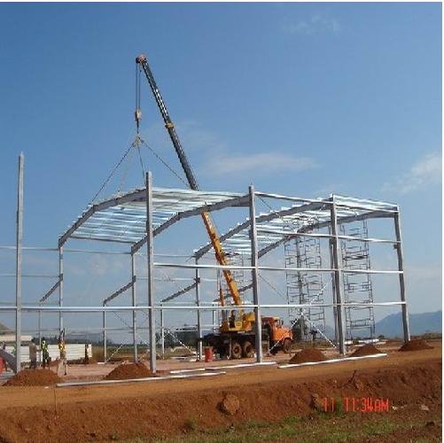 Steel Structure Building