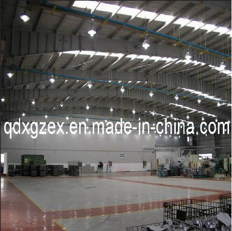 Domestic Steel Structure Plant