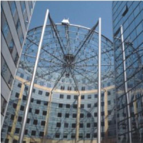 Morden Design Steel Structure