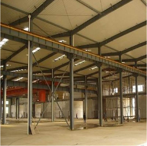 Long Span Steel Structure Building