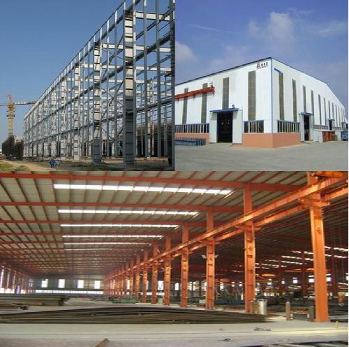 Prefab Steel Structure Building