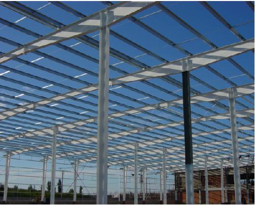 Steel Structure / Steel Structure Building / Workshop / Sh