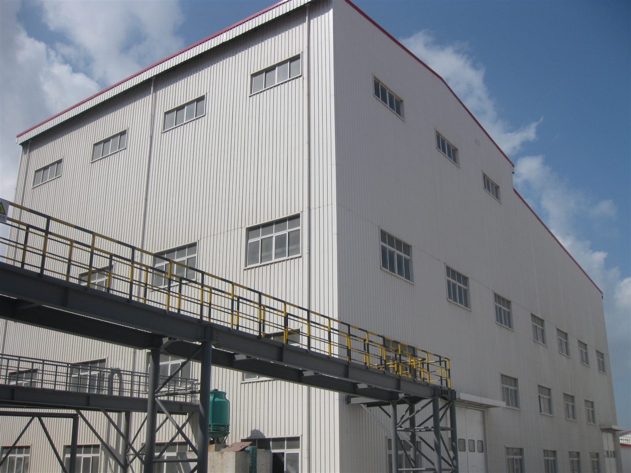 Light Steel Structure Prefabricated Building