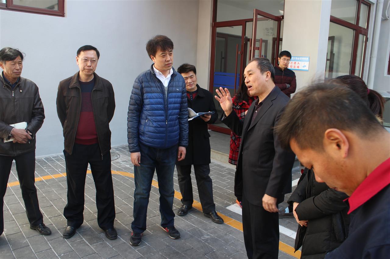 北京西站环卫作业质量例行检查