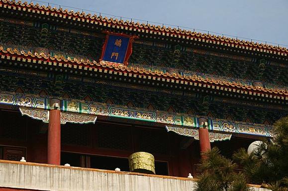 北京故宫端门清洗保洁项目--北京保洁公司