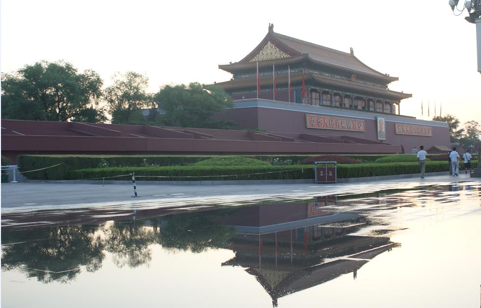 天安门广场保洁项目--北京政府采购