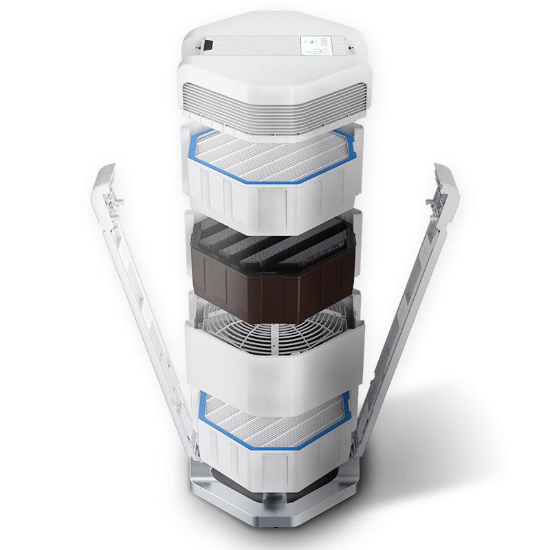 艾泊斯AirProce AI-600空气净化器 除雾霾装修甲醛花粉过敏原