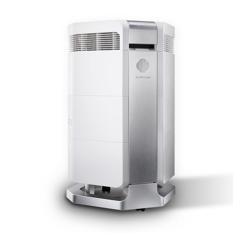 艾泊斯(AirProce)AI300空气净化器家用卧室婴儿童房静音除甲醛二手烟除菌除雾霾PM2.5