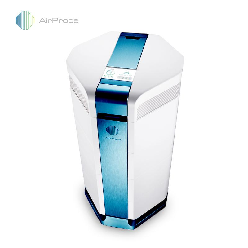 艾泊斯(AirProce)AI-660空气净化器 家用办公加湿净化 秋冬干燥