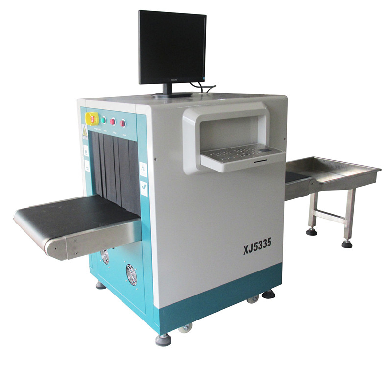掌门神XJ5335型X射线安全检查设备
