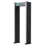 掌门神XYT2101-LCD型数码金属探测门