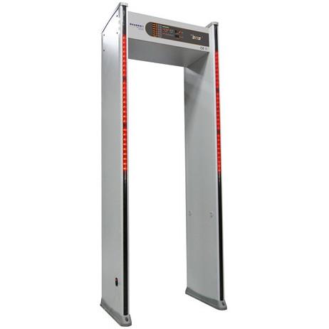 掌门神XYT-2101-A6数码金属探测门(高灵敏度)