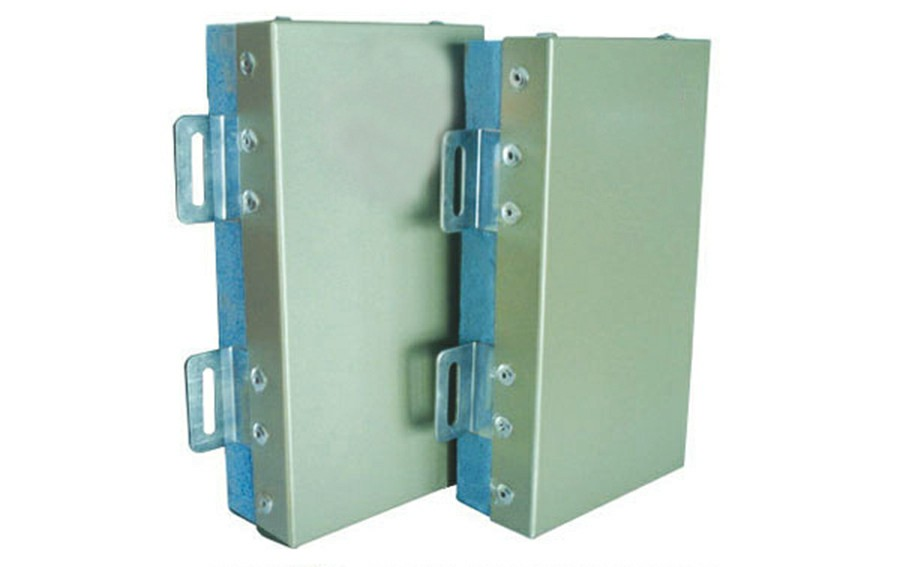 铝保温板-铝保温复合板-铝岩棉保温板