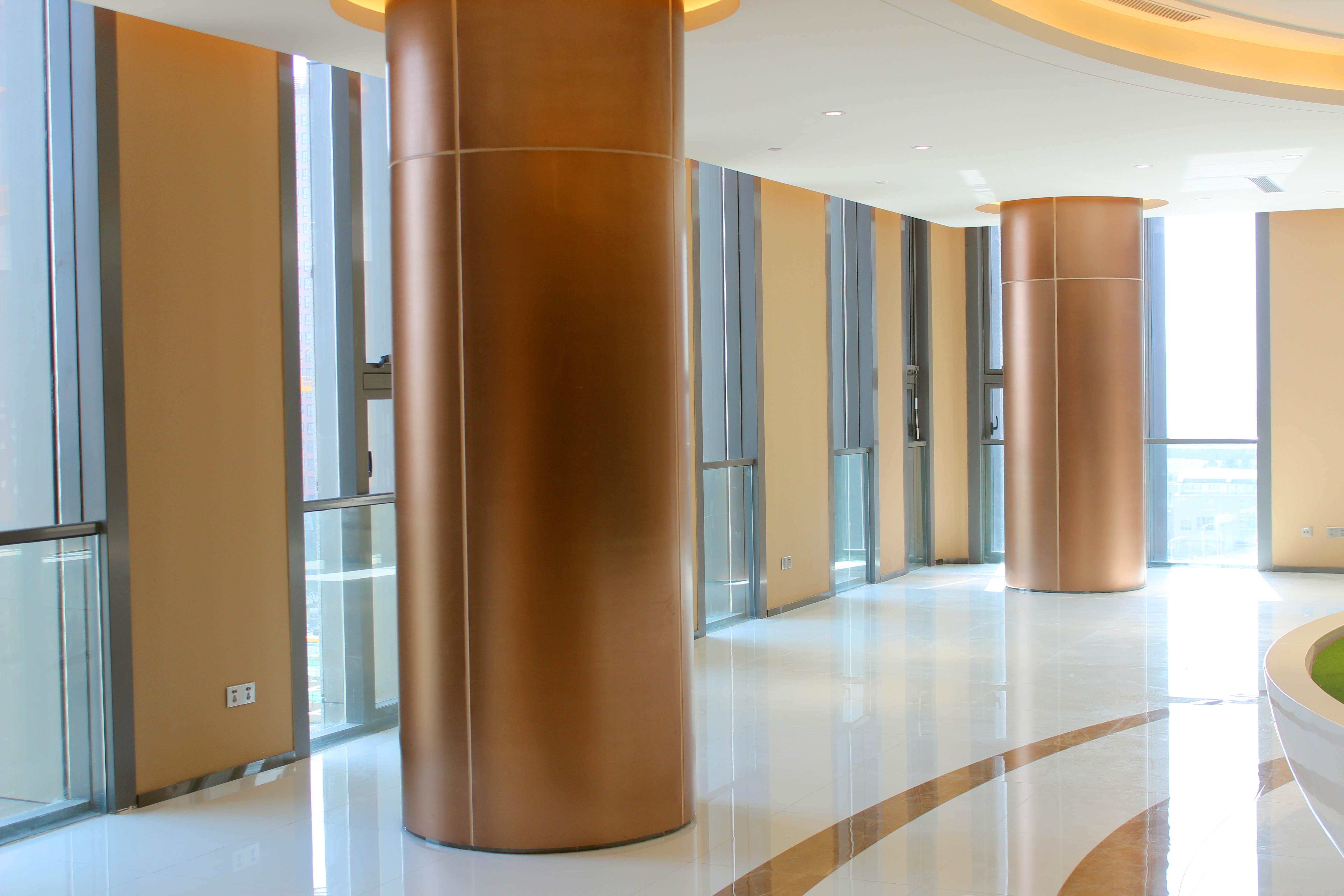 拉丝阳极氧化铝板|氧化铝板厂家|阳极氧化铝单板价格|上海奇颉