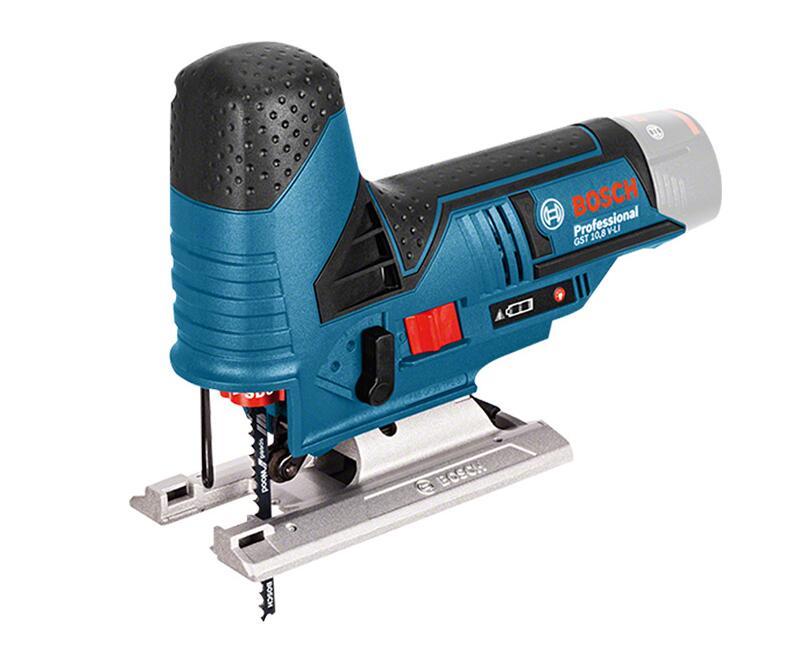 博世家用多功能电动工具曲线锯木工电锯线锯拉花锯GST 10.8V-Li