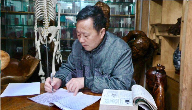 袁和耐-中国中医药健康事业开拓创新的践行者