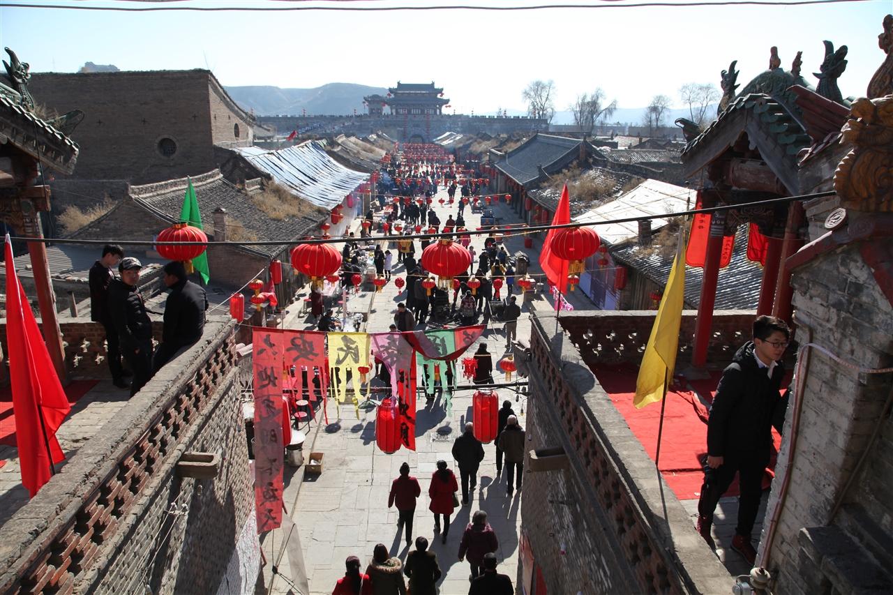 寻访古镇 追忆年华——走进历史文化名镇高家堡