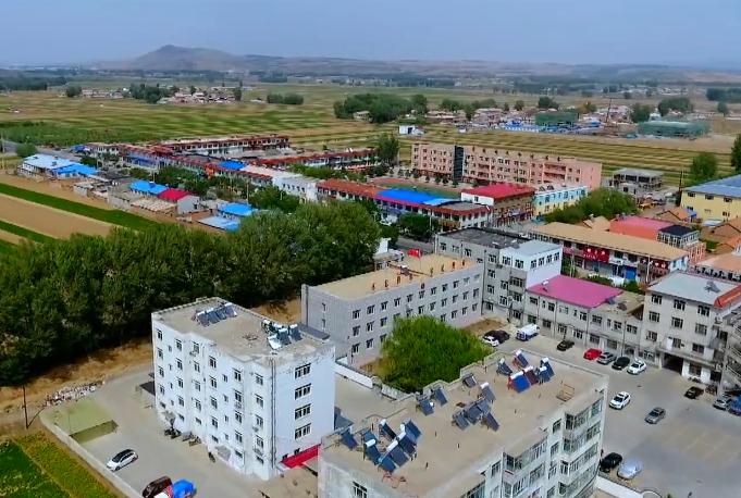 内蒙古喀喇沁旗牛家营子镇