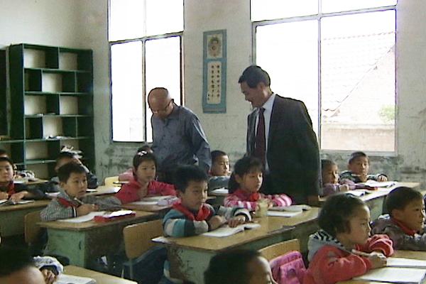 大爱——专访从企业家到慈善家的郑宪生