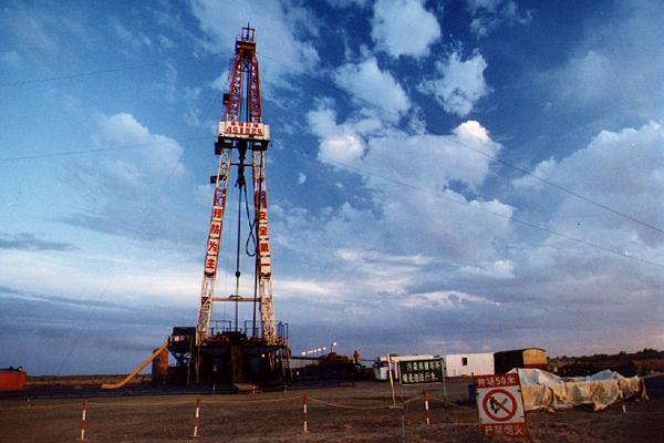 石油钻机制造先锋