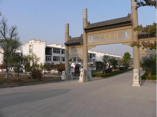 美好乡村建设——记颍上县红星镇宁大社区