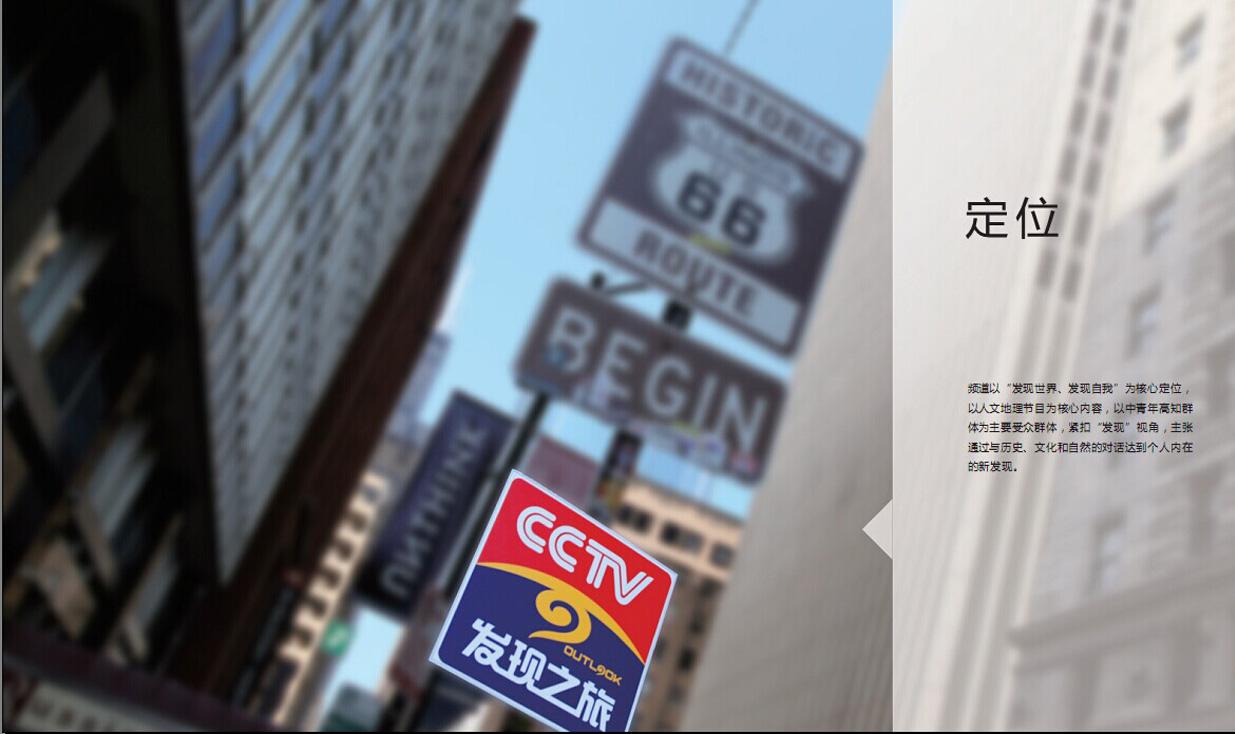 CCTV——發現之旅頻道《美麗家園》圖文簡介