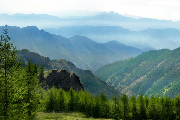 苏木山风景区