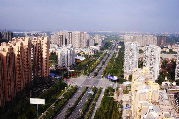 溫江醫藥城