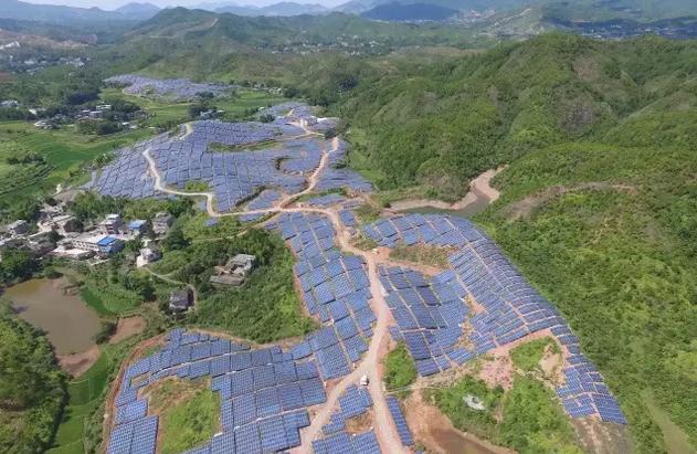 發展綠色能源  建設美好家園