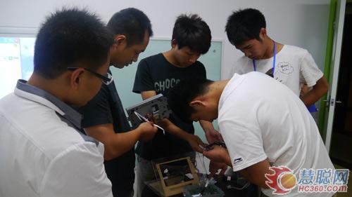 京乐驰原车屏升级第一期技术培训会在京落幕