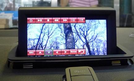 奥迪3G/4G接口盒