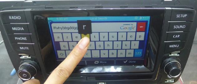 2013款大众接口盒
