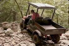 XRT 1500 全地形工作车